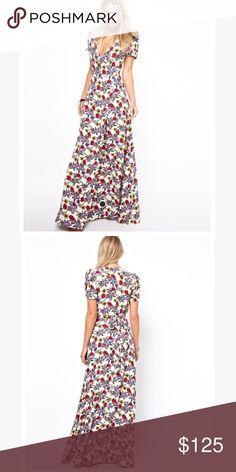 ASOS Floral Maxi Dress New! Asos Dresses Maxi