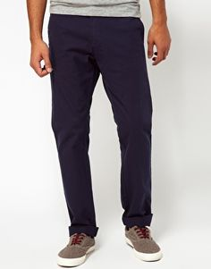 Image 1 of55DSL Chinos Prowler Slim Tapered Fit