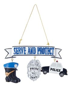 Groovy Lego Police Police Cars And Christmas Ornament On Pinterest Easy Diy Christmas Decorations Tissureus
