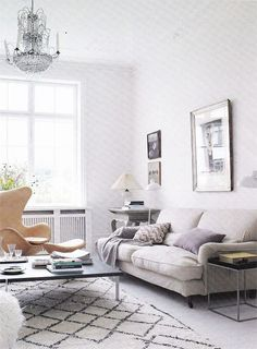 Love this room - fun and chic - love this blog!!!!   Copy Cat Chic   chic for cheap