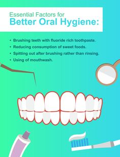 Maintaining good oral hygiene is one of the most important things you can do for your teeth and gums. Healthy teeth not only enable you to look and feel good, they make it possible to eat and speak properly. Good oral health is important to your overall well-being.