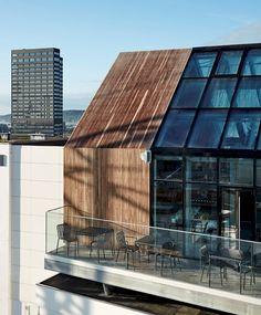 Salling Rooftop Rooftop, Outdoor, Inspiration, Outdoors, Biblical Inspiration, Rooftops, Outdoor Games, Inhalation