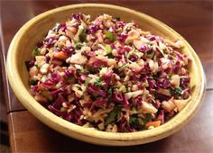 The Spice House online store features exquisite spices, herbs and seasonings. Browse our fabulous selection of spices and recipes and bring your dishes to life. Slaw Recipes, Veggie Recipes, Healthy Recipes, Asian Coleslaw, Pickled Ginger, Spices And Herbs, Side Salad, Recipe Today, Recipe Using