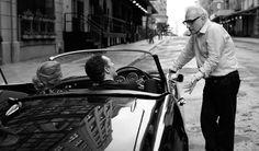 Dolce&Gabbana The One: Backstage - Martin Scorsese, Matthew McConaughey and Scarlett Johansson
