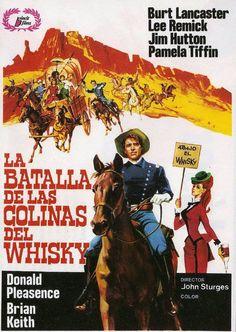 1965 / La batalla de las colinas del whisky - The Hallelujah Trail