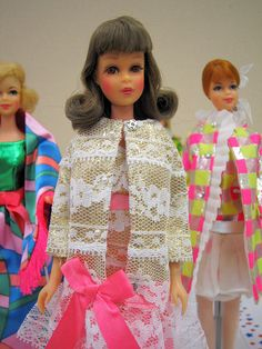 FRANCIE & other Barbie Friends