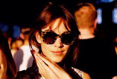 6267ba6b30791c Tortoise sunglasses + bangs Tendances Été, Mode Tendance, Coachella 2013,  Style Urbain,