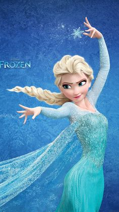 Elsa From Frozen Wallpaper