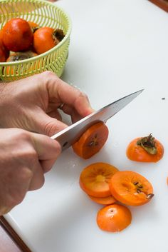 ... | Persimmon Recipes, Preserving Food and Fruit Leather Recipe