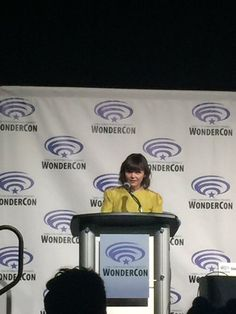 """Liz Ponce on Twitter: """"Ginnifer Goodwin is moderating this panel #TheTwilightZone #WCA2019… """""""