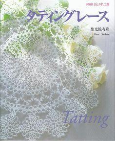 Japanese Tatting book
