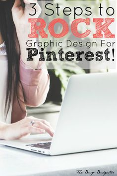 You can create amazing Pinterest images for your blog in less than 10 minutes. This super simple 3 step tutorial shows you how. Once you try this once or twice, it's like second nature! Pins look so much better now!