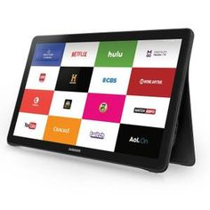 """TABLETTE TACTILE Samsung Galaxy View Noire WiFi - 18,4"""" - 32 Go"""