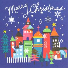 print & pattern: PAPERCHASE - xmas cards part.1