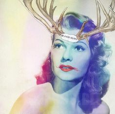This Montreal Artist Turns Dead Celebs Into Visual Magic You Must See To Believe   MTL Blog