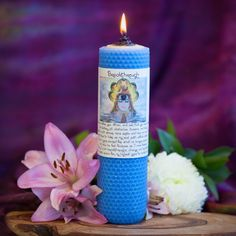 Breakthrough Rolled Candle