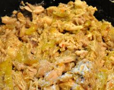 Crockpot chckn w banana peppers and 2 packets italian seasonings   Hunk of Meat Monday: Crock Pot Italian Chicken - Beyer Beware