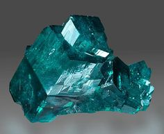 Large Dioptase Compound Crystal - The Mineral and Gemstone Kingdom