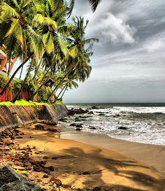 GOA BOGMALO BEACH by Dilipkumar, via Flickr