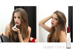Lipstick Palladio Chianti for a Sexy look