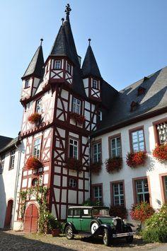 Rudesheim am Rhein Alemanha - Brömserhof