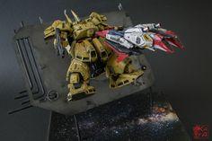 Katastor the builder! : THE END - Zeta Gundam serie