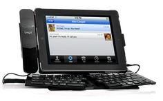 Tastiera separabile con cornetta per iPad 2 o 3 | FashionTechnoToys