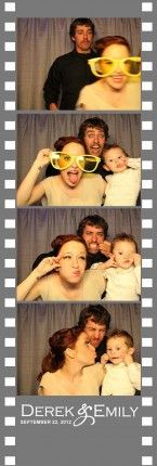Best kid faces in the photo booth at Serbian Social Center in Lansing, Illinois with 219 Productions.