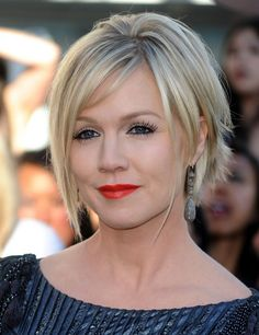 Choppy Trendy Hairstyles | Short Choppy Haircut with Bangs for Women /Getty images