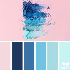 today's inspiration image for { color crush } is by @caroline_south ... thank you, Caroline, for another incredible #SeedsColor image share!