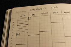 I'd just like to take this opportunity to thank Ryder for sharing my Calendex system andthanks to everyone who has read, shared, reviewed and implemented it in their own bulletjournal. My analog ...