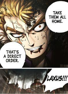 Chapter 358, Laxus (×_×;)- Fairy Tail ~ DarksideAnime