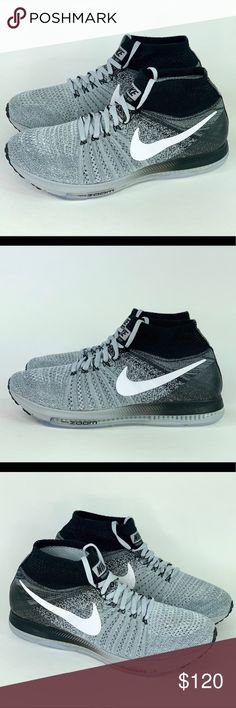 the latest f9b72 09db9 Nike Zoom All Out Flyknit  Oreo  Brand New Nike Zoom All Out Flyknit