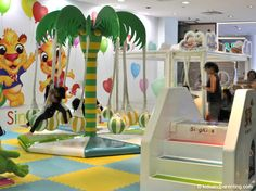 SingKids® PlaySystem at Vivo City - Kids and Parenting