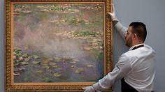 Unos «Nenúfares» de Monet, vendidos por 39,7 millones de euros en Londres