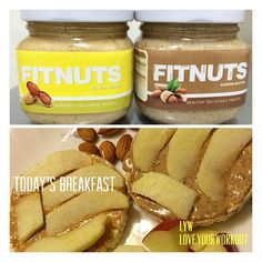 New Nut Butters..