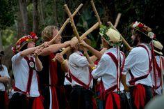 Morris Dancing, Folk Festival, St Albans, Dance, Dancing