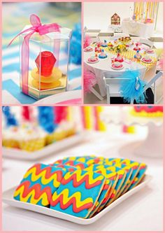 Chevron Inspired Party details