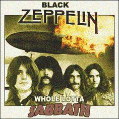 Whole Lotta Sabbath (Led Zeppelin + Black Sabbath) by Wax Audio on SoundCloud