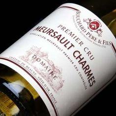 "Bouchard Père & Fils : Meursault 1er cru ""Charmes"" Domaine 2006"