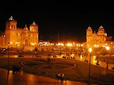 I was in Cusco on New Year's Eve and Day 2007/2008. I'll never forget the running of the plaza. Amazing. I had never heard of it so when it happened as I was there, I was stunned. Beautiful!
