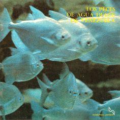 """Mago Leccia, Francisco. (1978): """"Los peces de agua dulce de Venezuela"""". Cuadernos Lagoven. Lagoven, S. A. Caracas – Venezuela. 36p."""