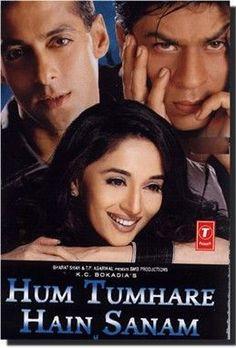 Shah Rukh Khan, Madhuri Dixit and Salman Khan - Hum Tumhare Hain Sanam (2002)