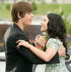 Troy & Gabriella.... HSM