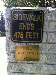 Where the sidewalk ends. Id love to visit this place but idk where it is