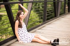 Addison's beautiful downtown Brown's Island session is on the blog!