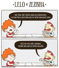 Lelo e Zezinha 004 Jornal Vivacidade, junho 2014