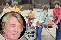 Rick Parfitt - I will miss coming to see you rockin it! Rick Parfitt, Status Quo, Back In The Day, David Bowie, Rock N Roll, Celebrity News, Rock Roll