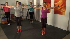 A 10-Minute Full-Body Workout #Cinchspiration