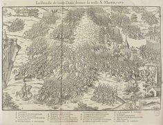 Battle of Saint Denis 1567 - Battle of Saint-Denis (1567) - Wikipedia, the free encyclopedia